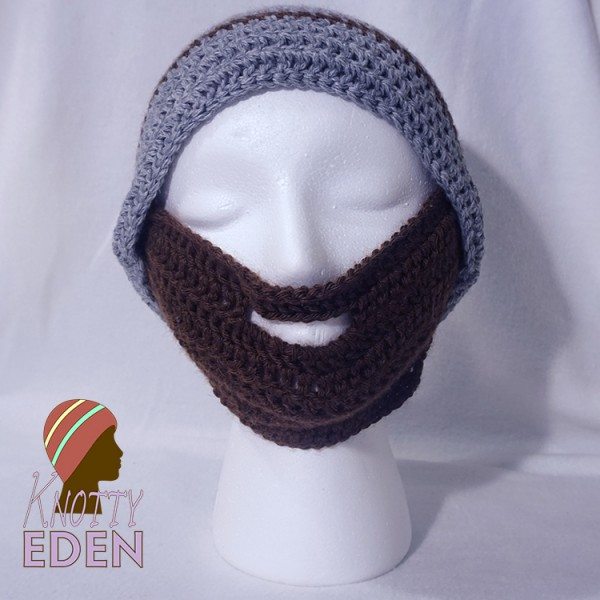 Jan 2016 Pattern of the Month – Bearded Hat